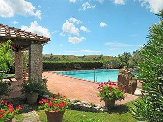 3 bedroom Villa in Polveraia, Tuscany, Italy : ref 5447102
