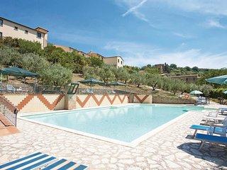 3 bedroom Apartment in San Dalmazio, Tuscany, Italy : ref 5541407
