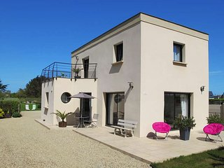 3 bedroom Villa in Keraëret, Brittany, France : ref 5438408