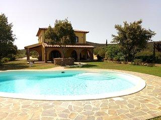 2 bedroom Villa in Potassa, Tuscany, Italy : ref 5506781