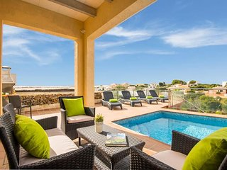 3 bedroom Villa in Cala Llonga, Balearic Islands, Spain : ref 5477942