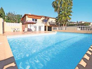 4 bedroom Villa in Calpe, Valencia, Spain : ref 5435381