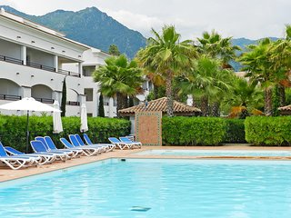 2 bedroom Apartment in San-Nicolao, Corsica, France : ref 5559616