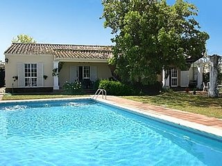 4 bedroom Villa in Cordova, Andalusia, Spain : ref 5455147