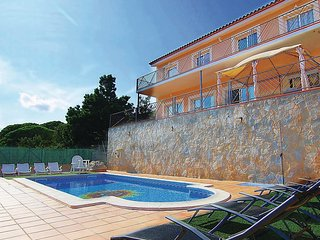 4 bedroom Villa in Tordera, Catalonia, Spain : ref 5550000