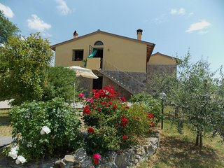3 bedroom Villa in Falgano, Tuscany, Italy : ref 5241089