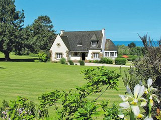5 bedroom Villa in Port-Blanc, Brittany, France : ref 5436347