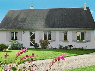 4 bedroom Villa in Portbail, Normandy, France : ref 5442016