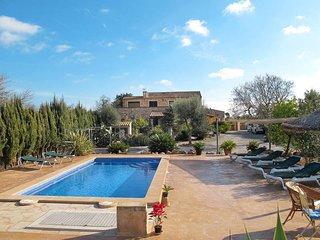 3 bedroom Villa in es Llombards, Balearic Islands, Spain : ref 5441234