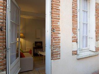 L'ESQUILE - Charmant duplex avec terrasse