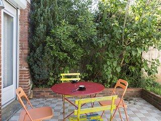 Chez Casimir - 'un jardin en ville'