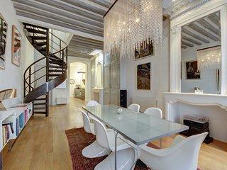 Divine - superbe loft plein centre Bordeaux