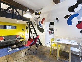 ARTY - Cosy 30m2 tout confort plein centre