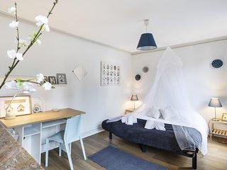 TY NIDS - Duplex de charme 4 personnes - 2 chambres