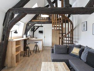 LES LICES - bel appartement de charme rénové et au calme