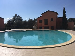 Le Stazzola - Appartement + Piscine