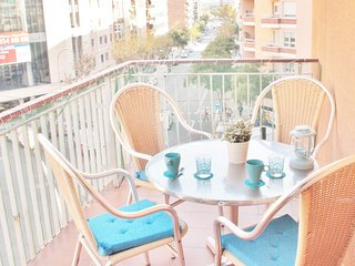 Nice Terrace Studio close to Sants Station
