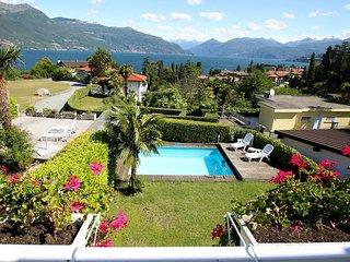 3 bedroom Villa in Porto Valtravaglia, Lombardy, Italy : ref 5477735