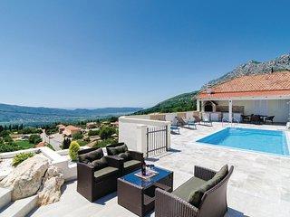 1 bedroom Villa in Butkovine, Dubrovacko-Neretvanska Zupanija, Croatia : ref 554