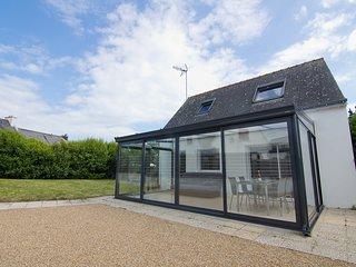 2 bedroom Villa in Kerhostin, Brittany, France : ref 5559935