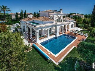 Quinta do Lago Villa Sleeps 8 with Pool and Air Con - 5433318