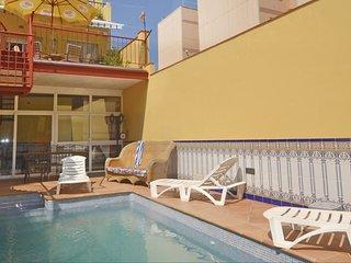 3 bedroom Villa in Malgrat de Mar, Catalonia, Spain : ref 5538620