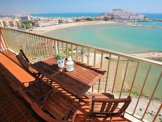 2 bedroom Apartment in Peñíscola, Region of Valencia, Spain - 5517737
