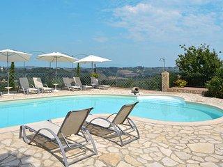 2 bedroom Villa in Castelfiorentino, Tuscany, Italy : ref 5446668