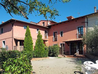 3 bedroom Apartment in Certaldo, Tuscany, Italy : ref 5446619