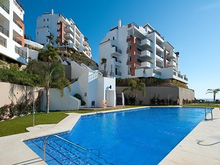 2 bedroom Apartment in Torrox, Andalusia, Spain : ref 5560380
