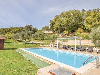 2 bedroom Villa in Monteverdi Marittimo, Tuscany, Italy : ref 5585687