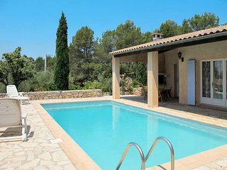 3 bedroom Villa in Entrecasteaux, Provence-Alpes-Cote d'Azur, France : ref 54370