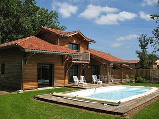 3 bedroom Villa in Messanges, Nouvelle-Aquitaine, France : ref 5434944