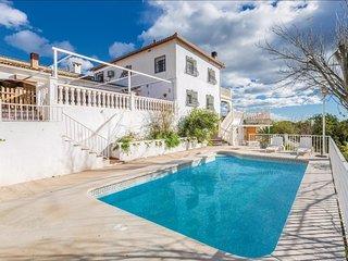 5 bedroom Villa in Callosa d'En Sarrià, Region of Valencia, Spain : ref 5547738
