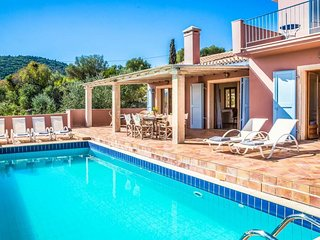 3 bedroom Villa in Matsoukáta, Ionian Islands, Greece : ref 5473232