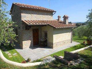 1 bedroom Villa in Castellina in Chianti, Tuscany, Italy : ref 5240694