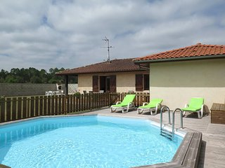 4 bedroom Villa in Lit-et-Mixe, Nouvelle-Aquitaine, France : ref 5434905