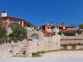 3 bedroom Villa in Trgetari, Istria, Croatia : ref 5605222
