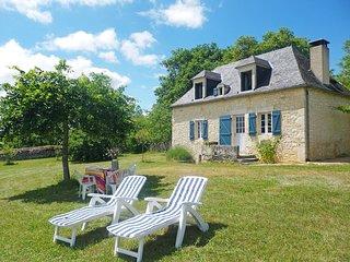 2 bedroom Villa in Champagnac-la-Riviere, Nouvelle-Aquitaine, France : ref 55576
