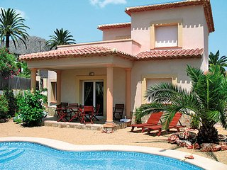 3 bedroom Villa in Beniarbeig, Valencia, Spain : ref 5435425