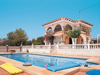 3 bedroom Villa in Villajoyosa, Valencia, Spain : ref 5435447