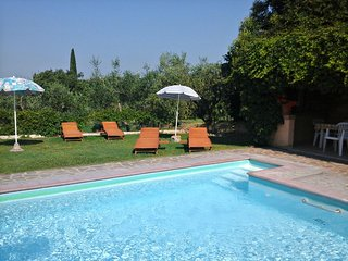3 bedroom Villa in Pomaia, Tuscany, Italy : ref 5575599