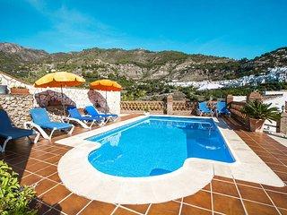 3 bedroom Villa in Frigiliana, Andalusia, Spain : ref 5512402