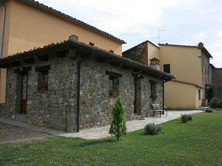 2 bedroom Villa in Pieve A Maiano, Tuscany, Italy : ref 5239713