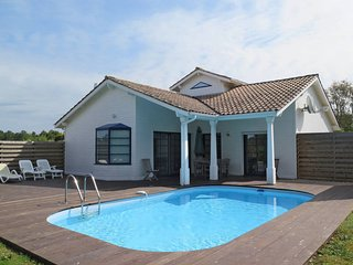 2 bedroom Villa in Moliets-et-Maa, Nouvelle-Aquitaine, France : ref 5434986