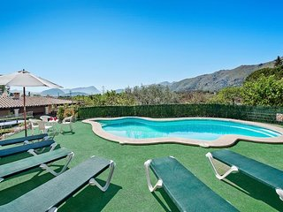 3 bedroom Villa in Port de Pollenca, Balearic Islands, Spain : ref 5334186