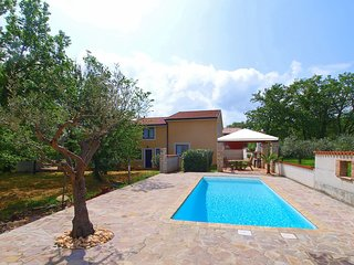 4 bedroom Apartment in Cepljani, Istria, Croatia : ref 5519480