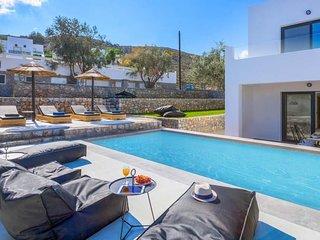 2 bedroom Villa in Lindos, South Aegean, Greece : ref 5402635