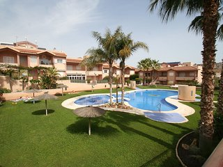 2 bedroom Apartment in Gran Alacant, Valencia, Spain : ref 5559456
