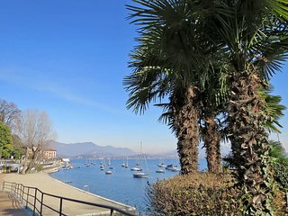 2 bedroom Apartment in Belgirate, Piedmont, Italy : ref 5473962